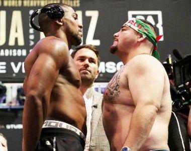 Andy Ruiz Vs Anthony Joshua II.. La Revancha o cómo el Boxeo mira al petrodolar