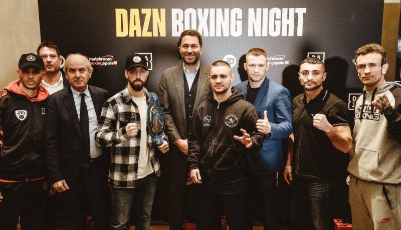 DAZN Boxing Night ok